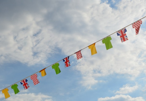 TDFjerseybunting